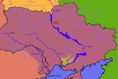 L'Ordoo en 1245
